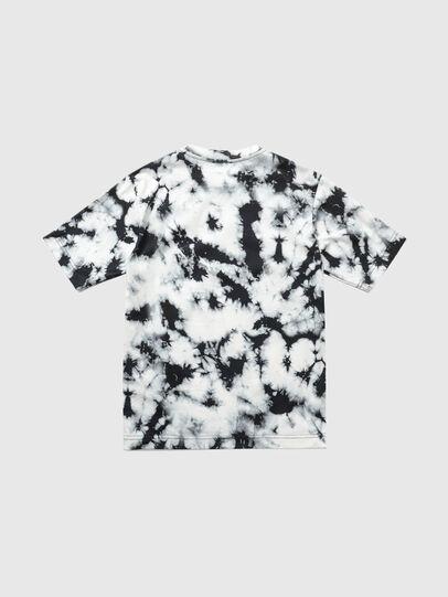 Diesel - TJUSTJ23 OVER, Nero - T-shirts e Tops - Image 2