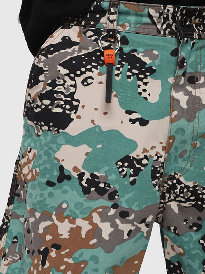 Diesel - P-FRANK-SHO-CAMOU,  - Shorts - Image 3