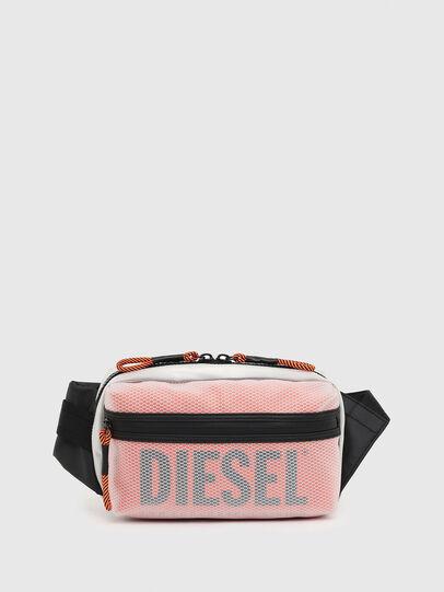 Diesel - FAROH, Bianco/Arancione - Marsupi - Image 1