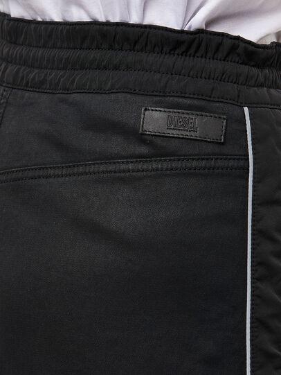 Diesel - D-Jaye JoggJeans 069PF, Nero/Grigio scuro - Jeans - Image 5
