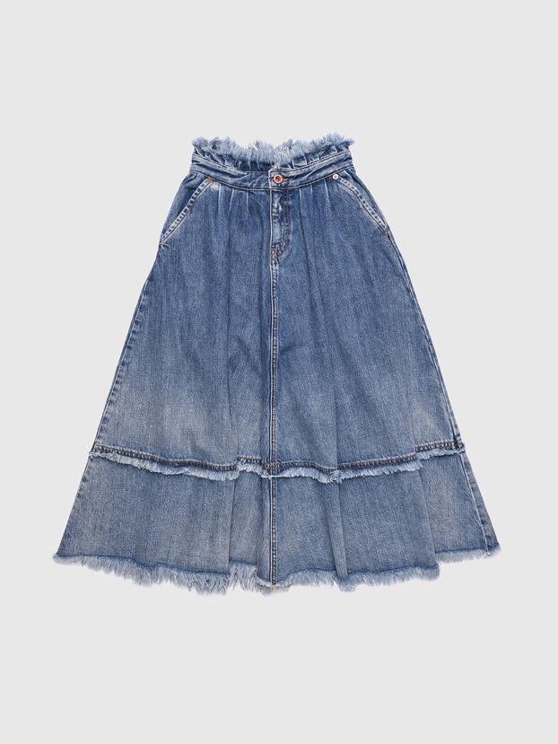 GLULABY, Blu Jeans - Gonne