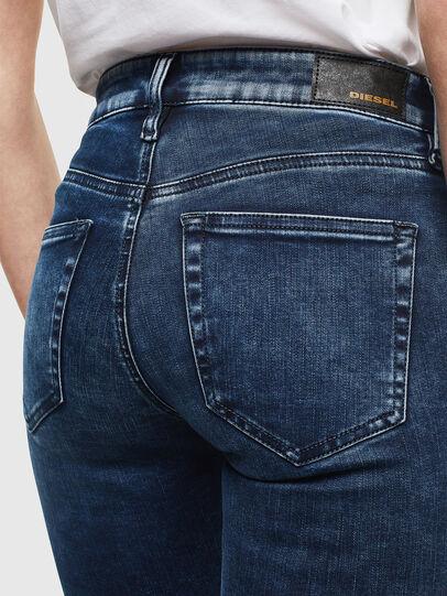 Diesel - Slandy 0094Z, Blu Scuro - Jeans - Image 5