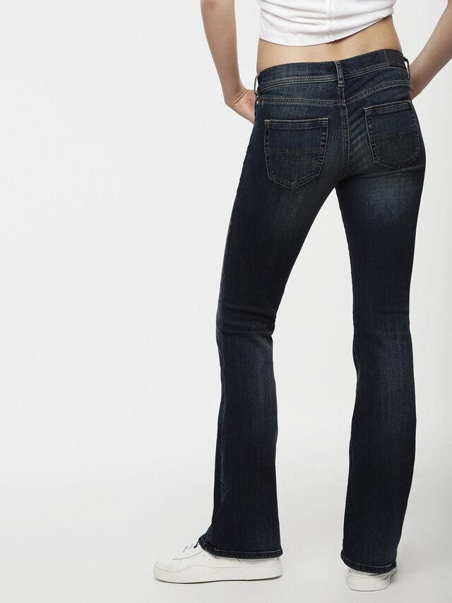 Diesel Lowleeh 0814W, Blu Scuro - Jeans - Image 2