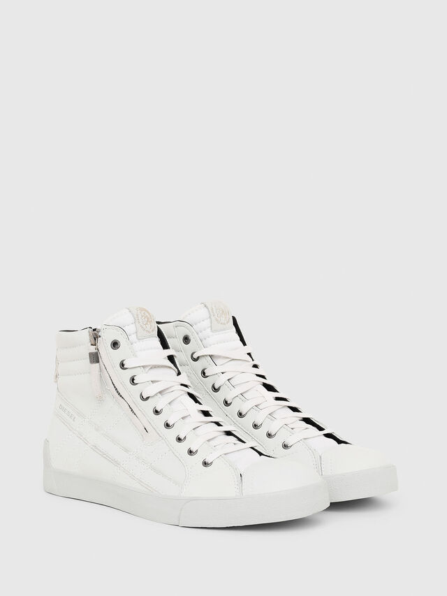 Diesel - D-STRING PLUS, Bianco - Sneakers - Image 2