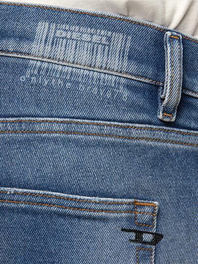 Diesel - D-Strukt 009DW, Blu Chiaro - Jeans - Image 5