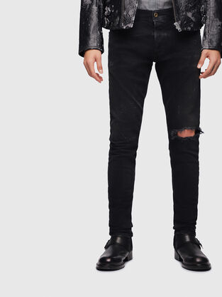 Tepphar 069DV, Nero/Grigio scuro - Jeans