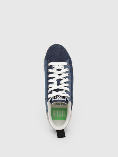 Diesel - S-CLEVER LOW LACE, Blu - Sneakers - Image 5
