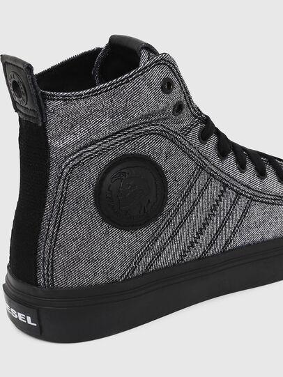 Diesel - S-ASTICO MID LACE W, Grigio - Sneakers - Image 5