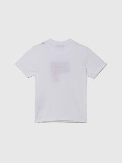 Diesel - TUDARICAT, Bianco - T-shirts e Tops - Image 2