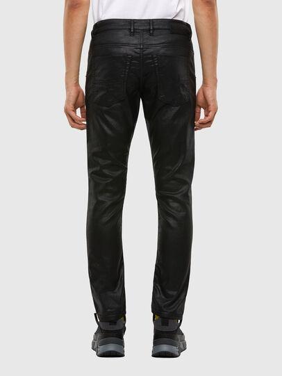 Diesel - Krooley JoggJeans 0849R, Nero/Grigio scuro - Jeans - Image 2