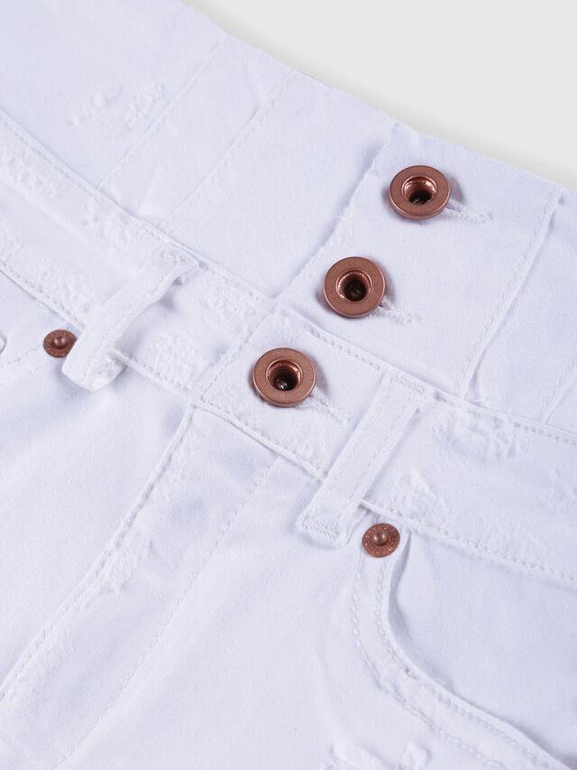 Diesel - PSKORSET, Bianco Jeans - Shorts - Image 3