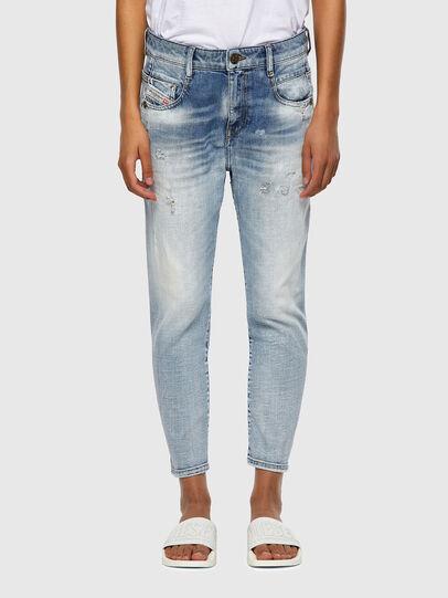 Diesel - Fayza 009TP, Blu medio - Jeans - Image 1