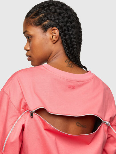 Diesel - T-BOWLY-A1, Rosa - Tops - Image 3