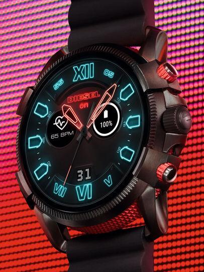 Diesel - DT2010, Nero - Smartwatches - Image 2