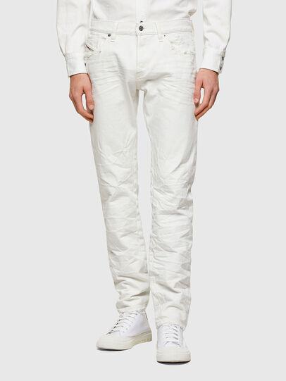 Diesel - D-Kras 0HBAJ, Bianco - Jeans - Image 1