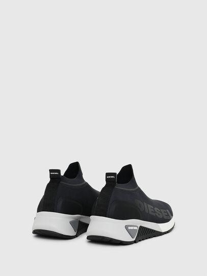 Diesel - S-KB ATHL SOCK II, Nero - Sneakers - Image 3