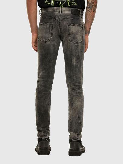 Diesel - D-Strukt 009EV, Nero/Grigio scuro - Jeans - Image 2