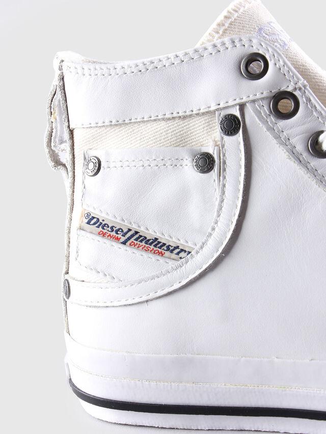 Diesel - EXPOSURE IV W, Bianco - Sneakers - Image 5