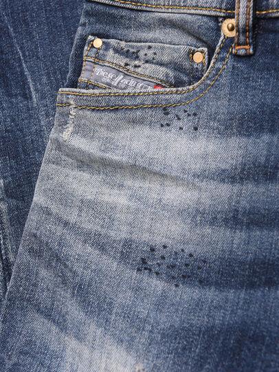 Diesel - TEPPHAR-J-N, Blu Jeans - Jeans - Image 3