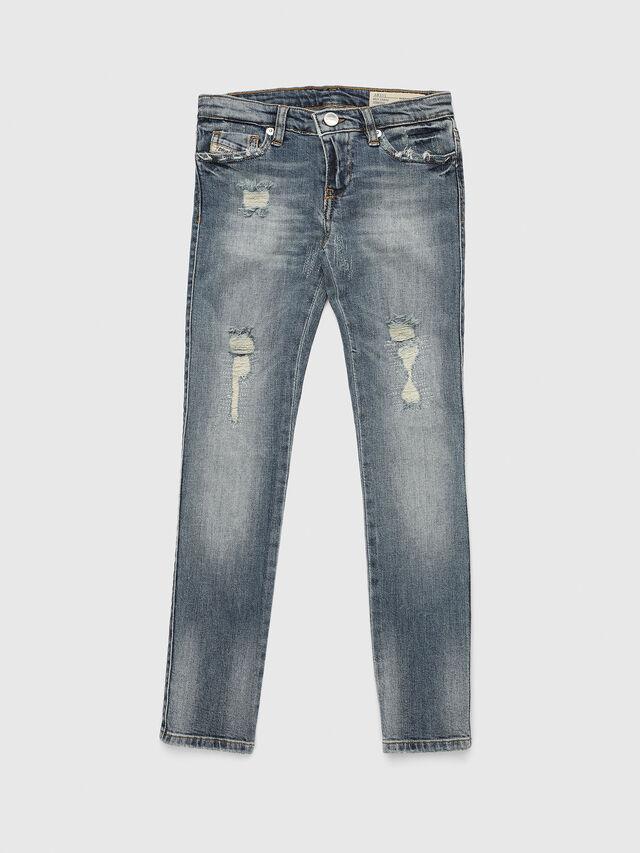 Diesel - SKINZEE-LOW-J-N, Blu Jeans - Jeans - Image 1