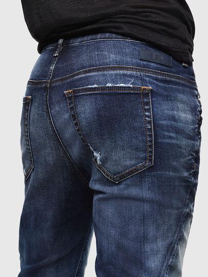 Diesel - Fayza JoggJeans 069KD, Blu Scuro - Jeans - Image 4