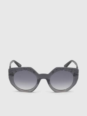 DL0258, Grigio - Occhiali da sole
