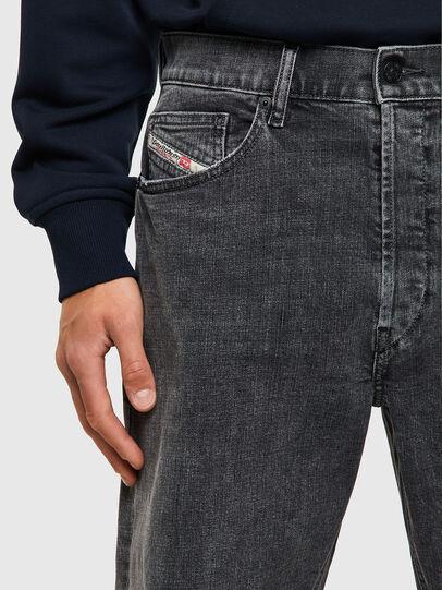 Diesel - D-Macs 09A23, Nero/Grigio scuro - Jeans - Image 5