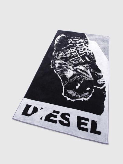 Diesel - 80527 RIPPED TIGER, Nero/Grigio - Bath - Image 2