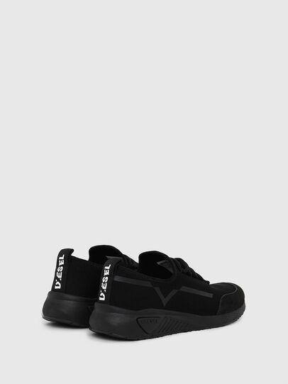 Diesel - S-KBY STRIPE W, Nero - Sneakers - Image 3