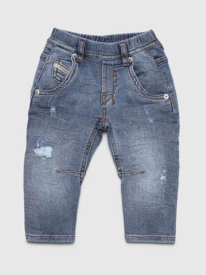 FAYZA JOGGJEANS B-N, Blu Chiaro - Jeans