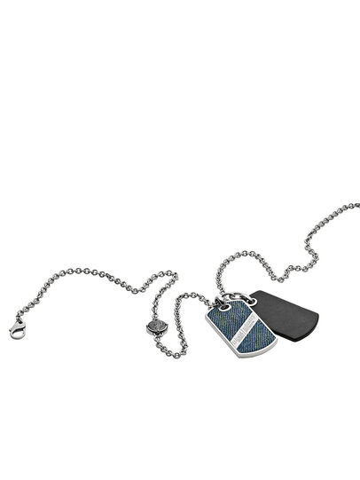 Diesel - NECKLACE DX1031,  - Collane - Image 2