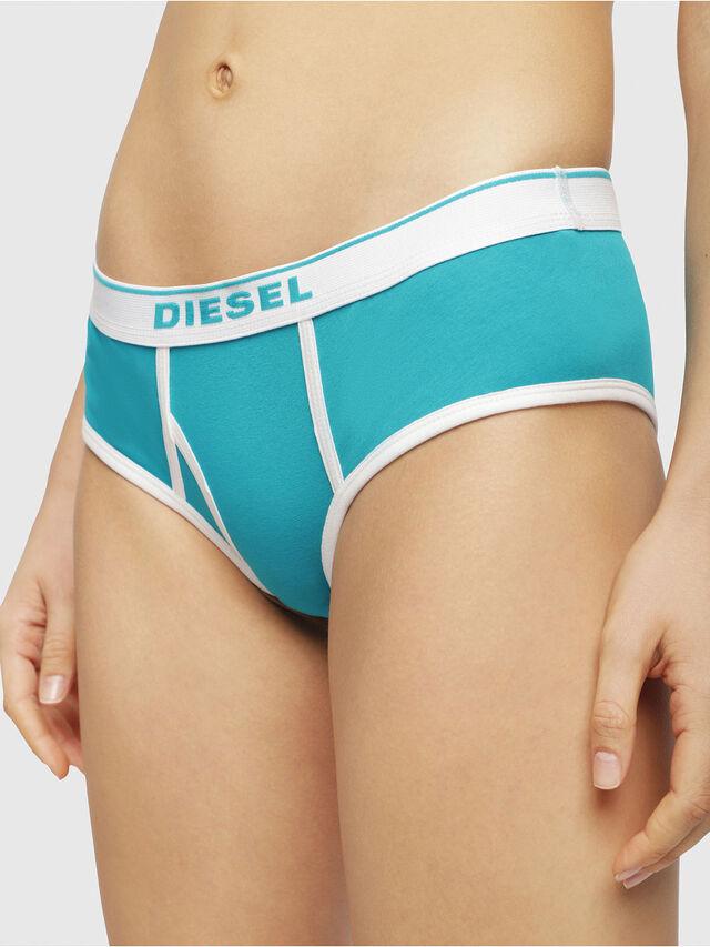 Diesel - UFPN-OXY, Blu Chiaro - Culottes - Image 3