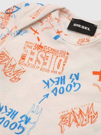 Diesel - ULENT-NB, Bianco/Arancione - Underwear - Image 3