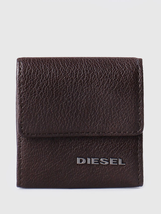 Diesel - KOPPER, Testa di Moro - Portafogli Piccoli - Image 1
