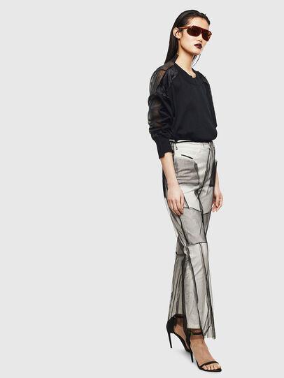 Diesel - TYPE-1003, Bianco - Jeans - Image 4