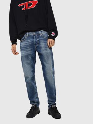 Larkee-Beex 0853P, Blu medio - Jeans