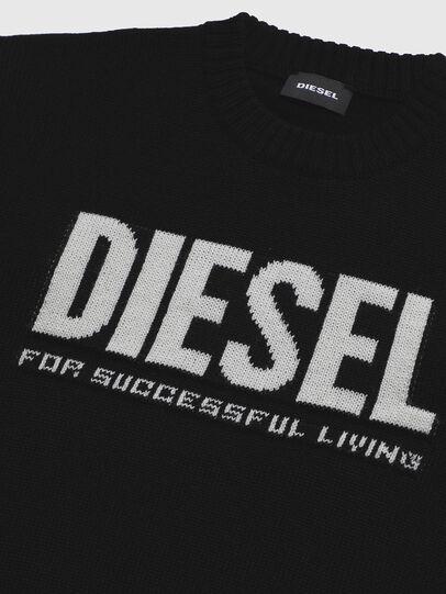 Diesel - KLOGOSX, Nero - Maglieria - Image 3