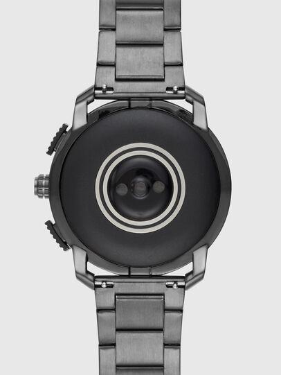 Diesel - DT2017, Grigio scuro - Smartwatches - Image 4