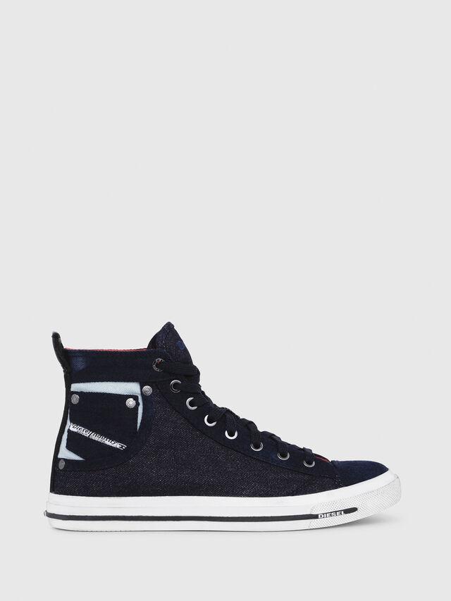 Diesel - EXPOSURE IV W, Blu Scuro - Sneakers - Image 1