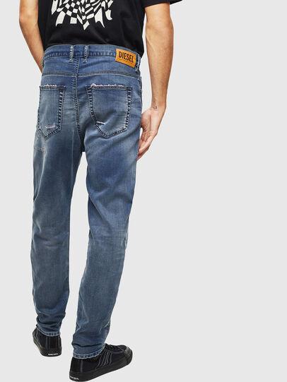 Diesel - D-Vider JoggJeans 069LW, Blu Scuro - Jeans - Image 2