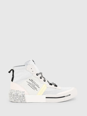 S-DESE RC MID W, Bianco - Sneakers