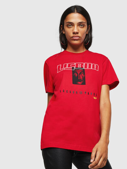 Diesel - LCP-T-DIEGO-LISBOA,  - T-Shirts - Image 2