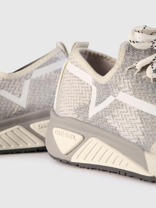 Diesel - S-KBY, Grigio - Sneakers - Image 5