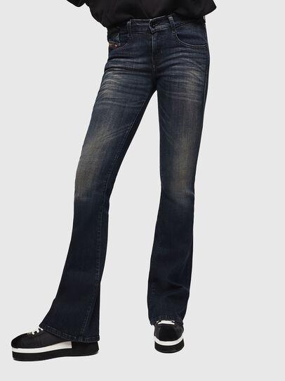 Diesel - D-Ebbey 069FX, Blu Scuro - Jeans - Image 1