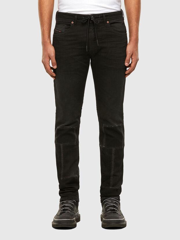 Thommer JoggJeans 009IC, Nero/Grigio scuro - Jeans