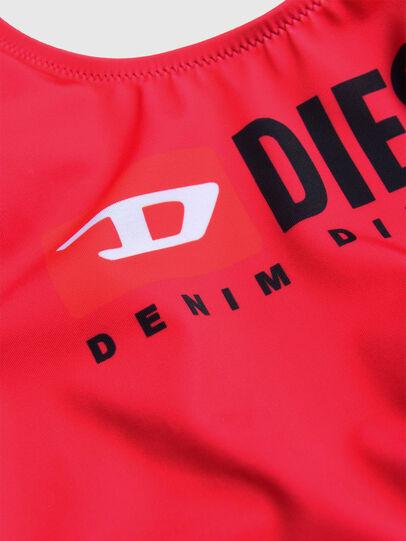 Diesel - MLAMNEW, Rosso - Beachwear - Image 3