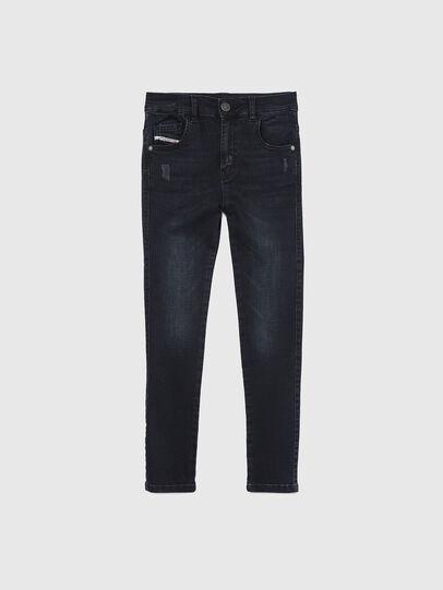 Diesel - D-SLANDY-HIGH-J, Blu Scuro - Jeans - Image 1