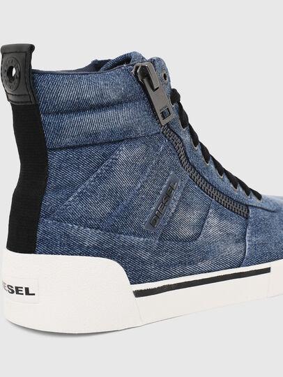 Diesel - S-DVELOWS, Blu - Sneakers - Image 4