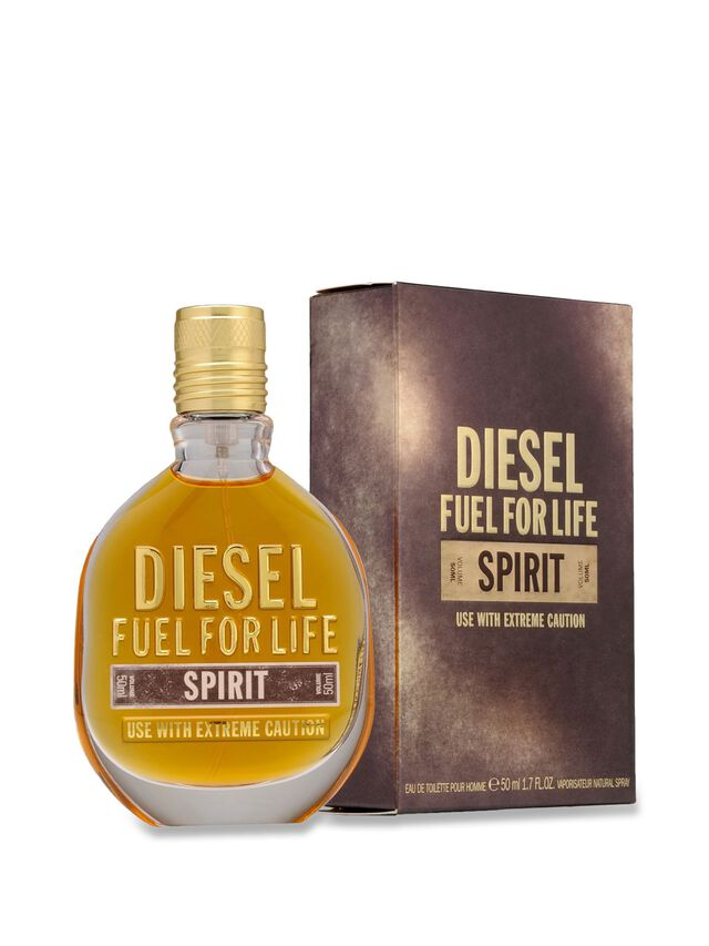 FUEL FOR LIFE SPIRIT 50ML, Generico