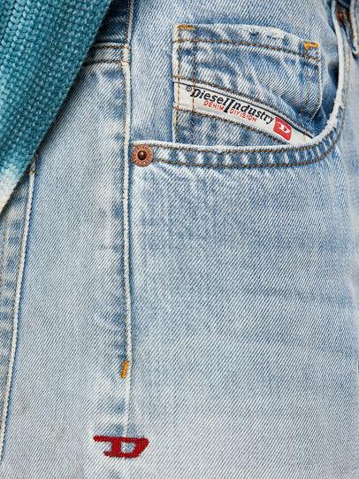 Diesel - D-Reggy 009GZ, Blu Chiaro - Jeans - Image 5